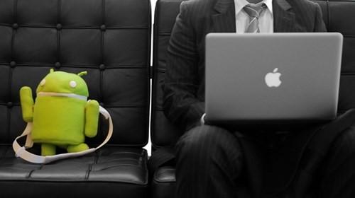 Thị trường công nghệ có sự cạnh tranh khốc liệt doanhnhansaigon