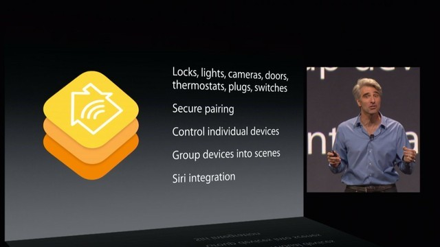 The app for controlling all of your HomeKit-enabled devices will appear in iOS 9.