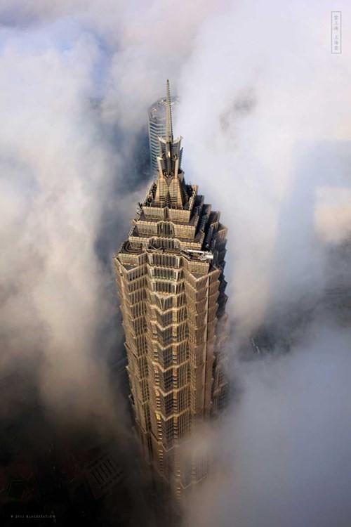 Sky City được kỳ vọng là toà nhà cao nhất thế giới