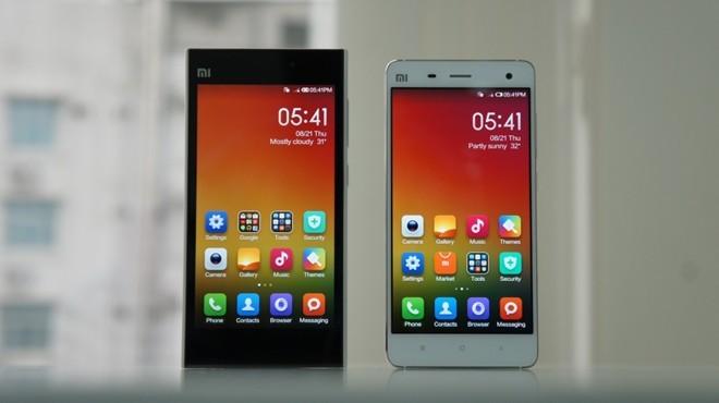 Xiaomi M3 và Mi4 qua sử dụng có sức bán tốt tại Việt Nam. Ảnh: Mysmartprice.