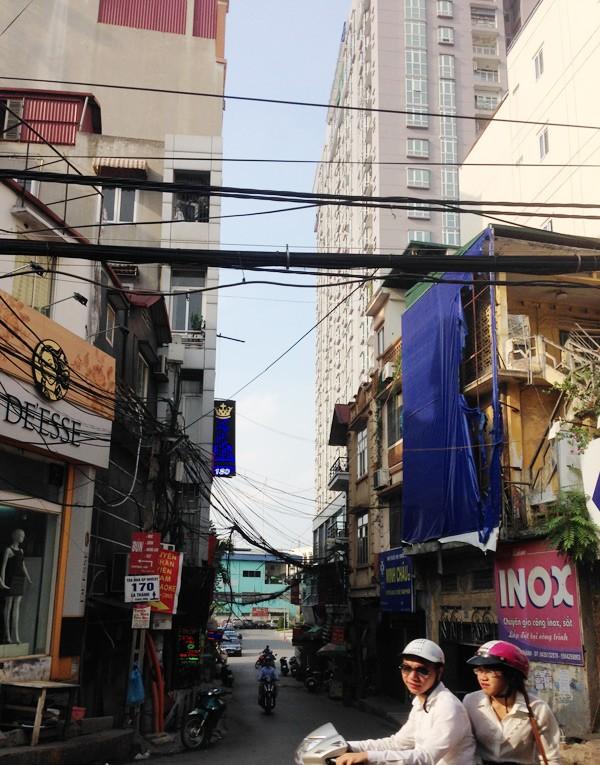 chung cư nội đô, chung cư mặt ngõ, nhà mặt ngõ, dự án, tòa nhà cao tầng, quận Thanh Xuân , chung cư Nàng Hương