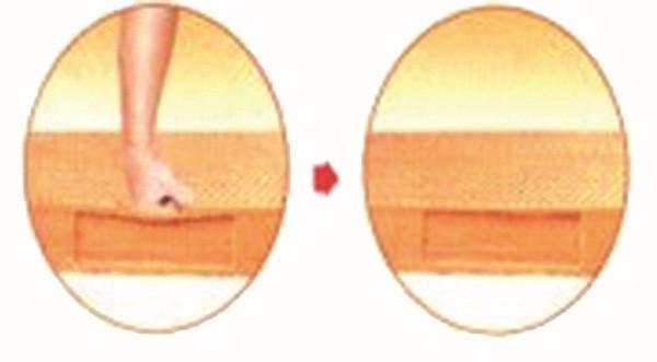 Nệm đàn hồi: Nệm không xẹp (lún,trũng), lực chịu nén ép, độ đàn hồi cao, phục hồi hoàn toàn về hình dạng và kích thước ban đầu.