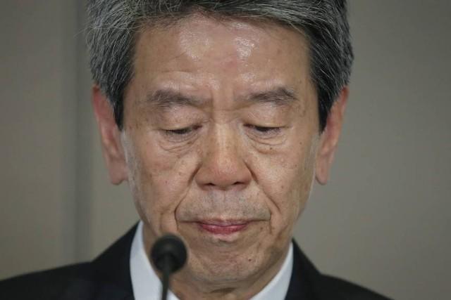 Ông Hisao Tanaka sẽ rời ghế CEO của Toshiba vào tháng 9/2015