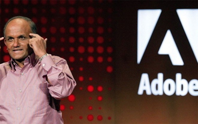 <b>8. Adobe</b></div><div>Tổng thu nhập bình quân hàng năm: 162.500 USD</div><div>Lương bình quân: 90.000 USD</div><div>Hoa hồng bình quân: 50.000 USD