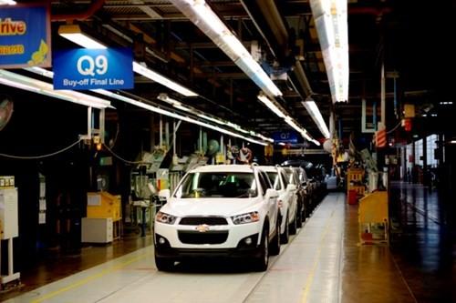 Khám phá nhà máy GM Thái Lan, nơi xuất động cơ đi Mỹ - ảnh 1