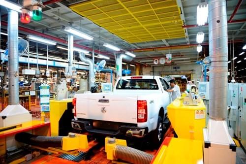 Khám phá nhà máy GM Thái Lan, nơi xuất động cơ đi Mỹ - ảnh 2