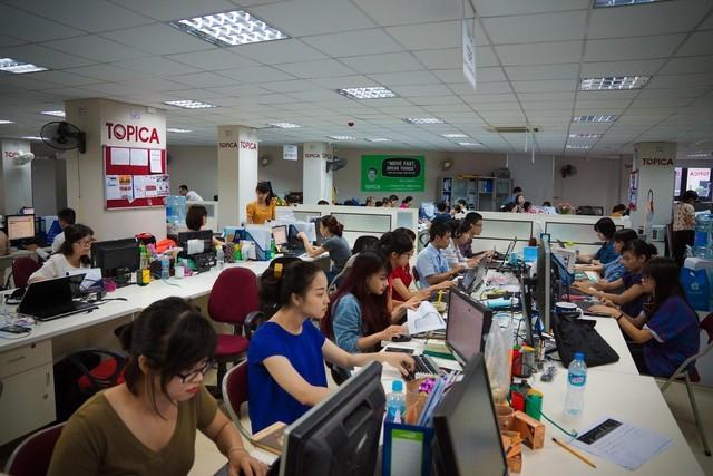 Topica, startup về giáo dục có trụ sở tại Hà Nội