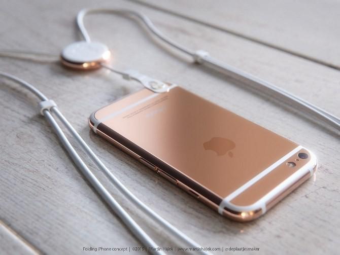 Apple có lẽ sẽ không bao giờ ra mắt smartphone vỏ gập như Samsung, song điều này cũng không ngăn các nhà thiết kế tài ba của Internet ra mắt những chiếc iPhone vỏ gập thực sự ấn tượng.