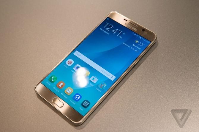 Samsung Galaxy Note 5 chính hãng sẽ bán với giá 18 triệu - ảnh 2