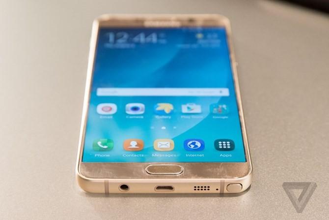 Samsung Galaxy Note 5 chính hãng sẽ bán với giá 18 triệu - ảnh 4
