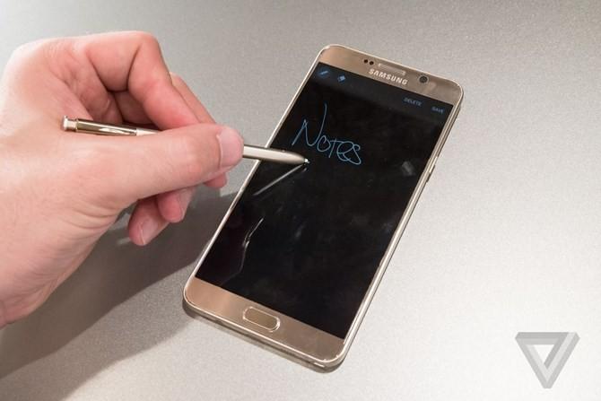 Samsung Galaxy Note 5 chính hãng sẽ bán với giá 18 triệu - ảnh 6