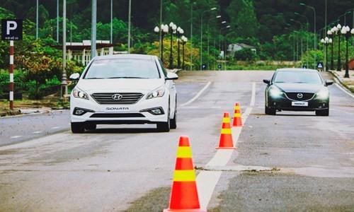 Hyundai Sonata 'song đấu' Mazda6: 8 lạng so kè nửa cân - ảnh 6