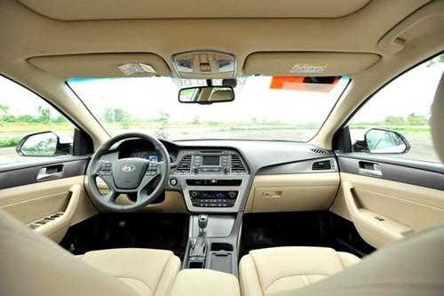 Hyundai Sonata 'song đấu' Mazda6: 8 lạng so kè nửa cân - ảnh 4
