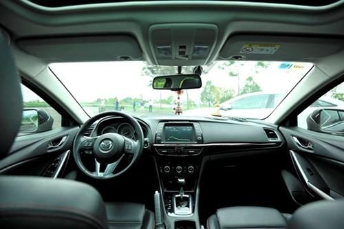 Hyundai Sonata 'song đấu' Mazda6: 8 lạng so kè nửa cân - ảnh 5