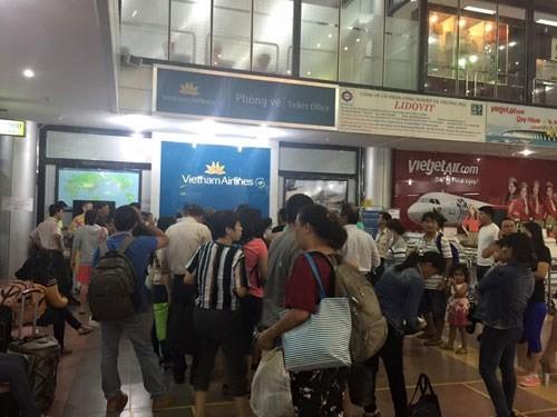 Hành khách tố Vietnam Airline thiếu trách nhiệm 4