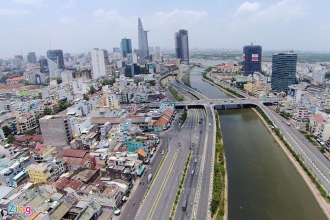 Đại lộ Võ Văn Kiệt - Mai Chí Thọ