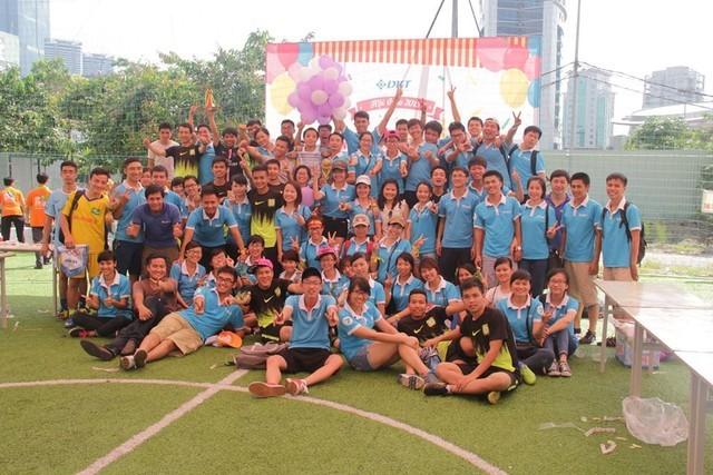 7 năm thành lập, DKT đã có đội ngũ nhân sự gần 500 người.