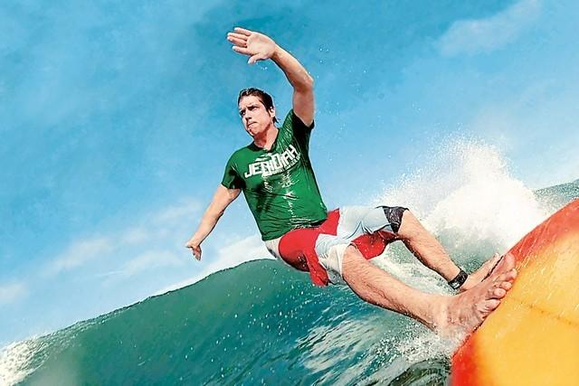 CEO của GoPro là một tay lướt sóng có hạng.