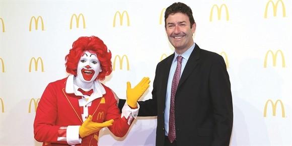 McDonald's se buong bat dong san?