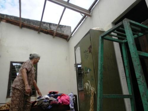 Lốc xoáy kinh hoàng, hàng trăm hộ thuê bao bị mất kết nối internet - ảnh 9