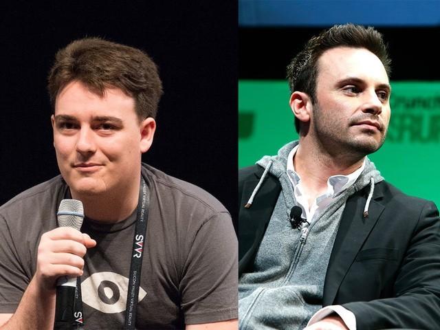 Luckey đã tìm tới Brendan Iribe để có nền tảng kinh doanh vững chắc cho startup của mình.