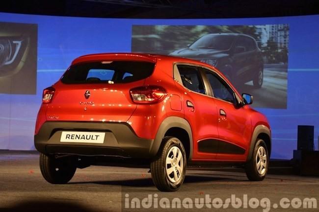 Ngạc nhiên ôtô Pháp bán ở Ấn Độ giá chỉ từ 88 triệu đồng - ảnh 2