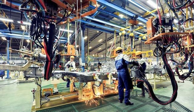Nhà máy sản xuất và lắp ráp ô tô tại Ninh Bình của Hyundai Thành Công