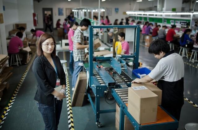 Dây chuyền sản xuất của PCH International luôn được đánh giá cao.