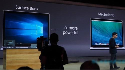 So kè MacBook Pro với 'kẻ ngáng đường' Surface Book - ảnh 2