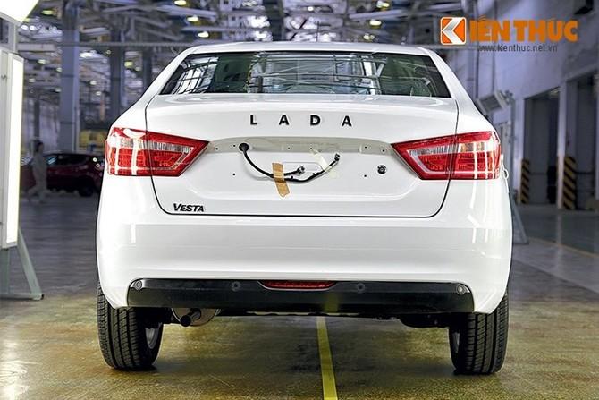 Can canh Lada Vesta, oto Nga gia chi tu 156 trieu dong-Hinh-19