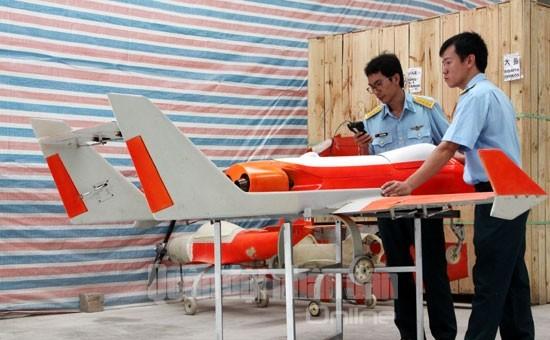 máy bay, không người lái, quân chủng phòng không, không quân