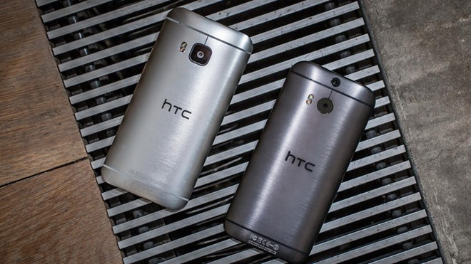 Liệu HTC có đang từ bỏ kiểu thiết kế truyền thống?