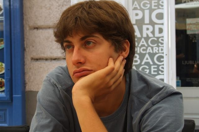 Nhà khoa học Flavio Mercati.