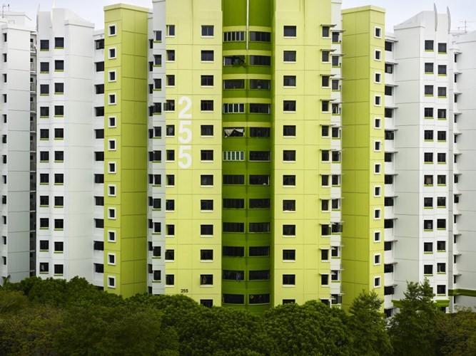 Ngam loat nha chung cu mau me bat mat o Singapore-Hinh-11