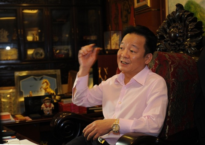 Ông Đỗ Quang Hiển kể cách phi lê cá sát tận xương,