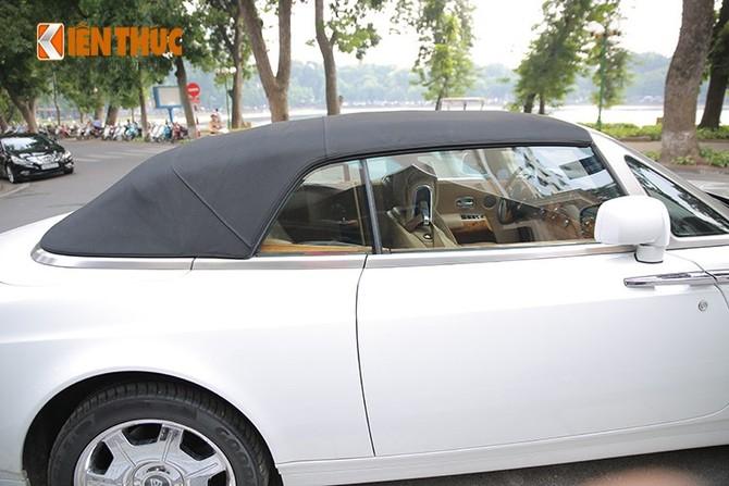 Sieu xe trieu do Rolls-Royce Phantom mui tran tai Ha Noi-Hinh-10