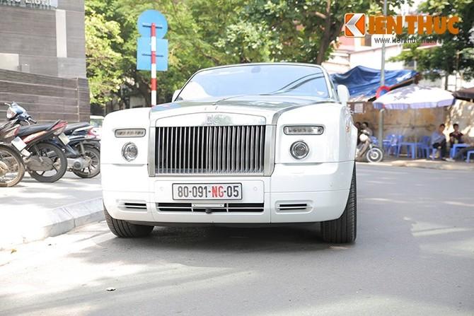 Sieu xe trieu do Rolls-Royce Phantom mui tran tai Ha Noi-Hinh-14
