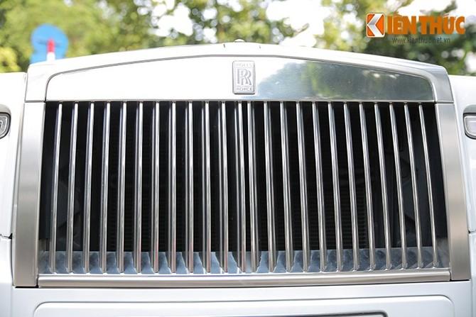 Sieu xe trieu do Rolls-Royce Phantom mui tran tai Ha Noi-Hinh-3