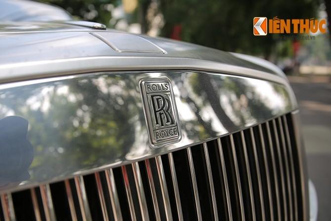 Sieu xe trieu do Rolls-Royce Phantom mui tran tai Ha Noi-Hinh-4