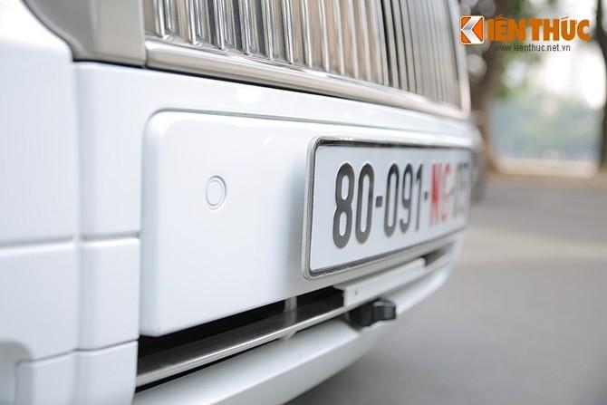 Sieu xe trieu do Rolls-Royce Phantom mui tran tai Ha Noi-Hinh-5