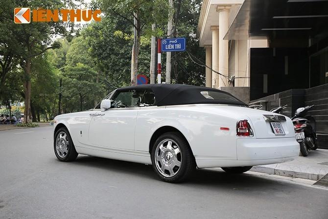 Sieu xe trieu do Rolls-Royce Phantom mui tran tai Ha Noi-Hinh-7
