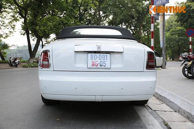 Sieu xe trieu do Rolls-Royce Phantom mui tran tai Ha Noi-Hinh-8