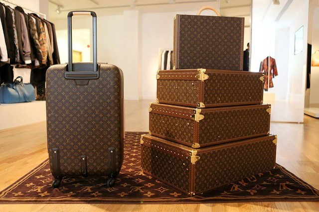 Louis Vuitton trở thành thương hiệu số 1 trong lĩnh vực phụ kiện du lịch