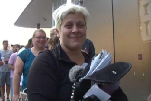 Lisa Hoffman.