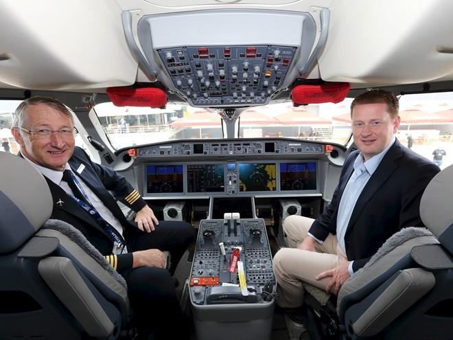 Điều gì xảy ra với 'đối thủ' của Airbus và Boeing?
