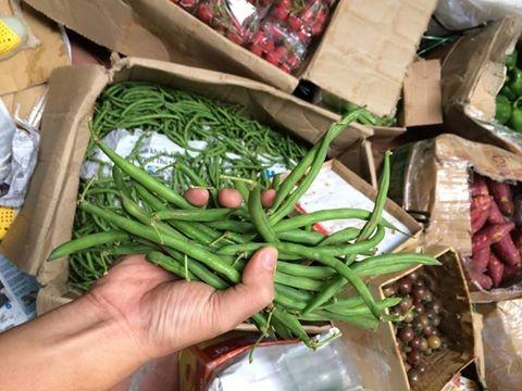 Các loại rau, củ, quả.. sạch luôn nằm trong danh sách được order nhiều nhất (nguồn ảnh: Internet)