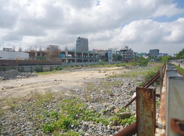dự án bỏ hoang, đà nẵng, dự án đà nẵng bỏ hoang, khu đô thị, đất vàng bỏ hoang, đất vàng đà nẵng