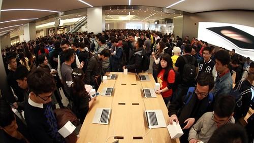 Cộng đồng mạng hồ hởi khi biết Apple 'tiến vào' Việt Nam - ảnh 2