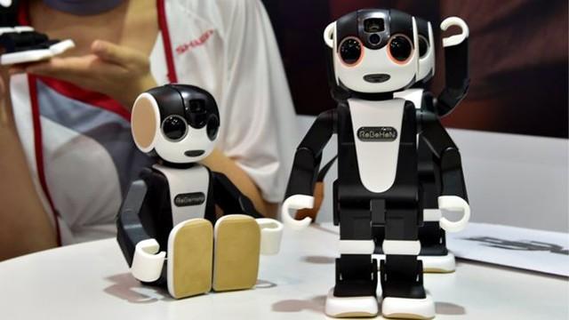 Với Nhật Bản, dù có thông minh đến đâu, robot cũng không bao giờ... lại được với con người.