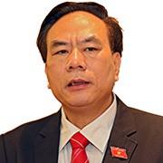 Ông Bùi Đức Thụ, Ủy viên thường trực Ủy ban Tài chính - Ngân sách của Quốc hội:
